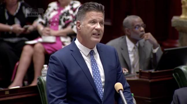 State Sen. Mike Regan (R-York) - IMAGE COURTESY OF PENNSYLVANIA SENATE