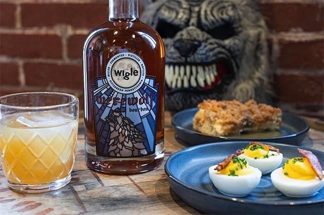 Werewolf Bourbon - PHOTO: COURTESY OF WIGLE WHISKEY
