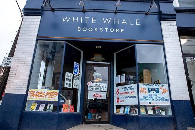 White Whale Bookstore - CP PHOTO: KAYCEE ORWIG