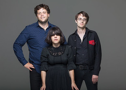 Screaming Females - PHOTO COURTESY OF CHRISTOPHER PATRICK ERNST