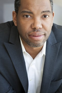 Ta-Nehisi Coates - PHOTO COURTESY OF NINA SUBIN