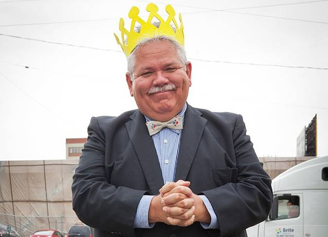 In 2014, Rick Sebak was named City Paper's Best Media Personality - CP FILE PHOTO