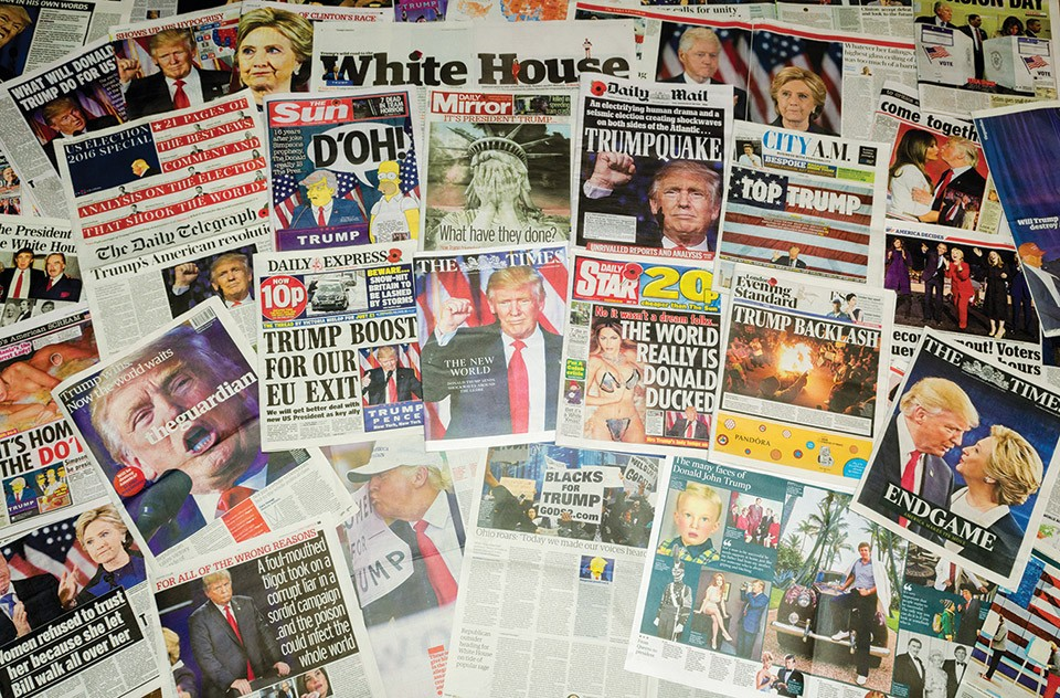 With so much media around the world, how do we know which publications are following their own rules?