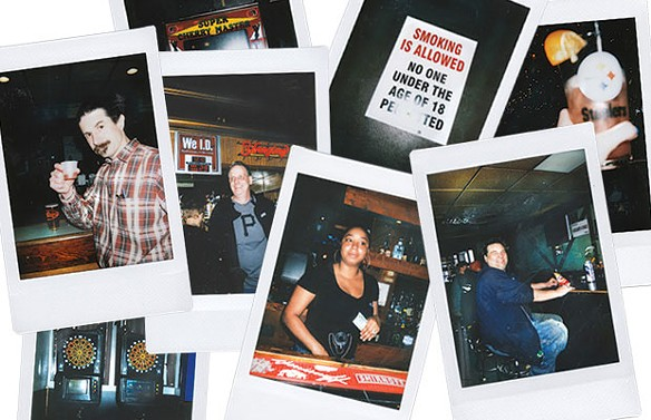 Scenes from Pittsburgh City Paper's 2017 Bar Crawl - CP PHOTOS BY LISA CUNNINGHAM