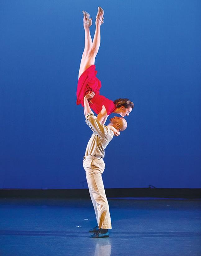dance critique essays