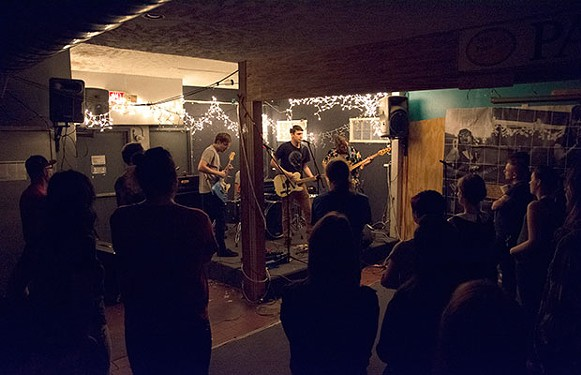 The Otis Wolves at Mr. Roboto Project - CP PHOTO BY SARAH WILSON