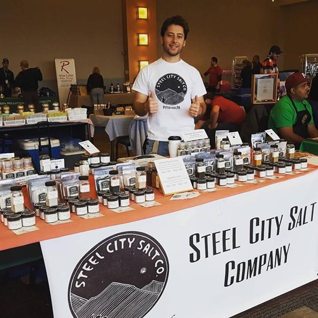 Steel City Salt Company - PHOTO COURTESY OF CANDY TARALLO
