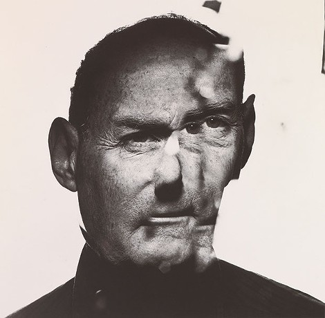 ART BY IRVING PENN. IMAGE COURTESY OF SMITHSONIAN AMERICAN ART MUSEUM; COPYRIGHT THE IRVING PENN FOUNDATION