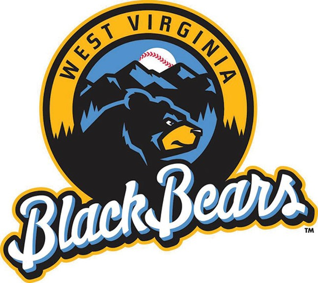 LOGO COURTESY OF THE WEST VIRGINIA BLACK BEARS
