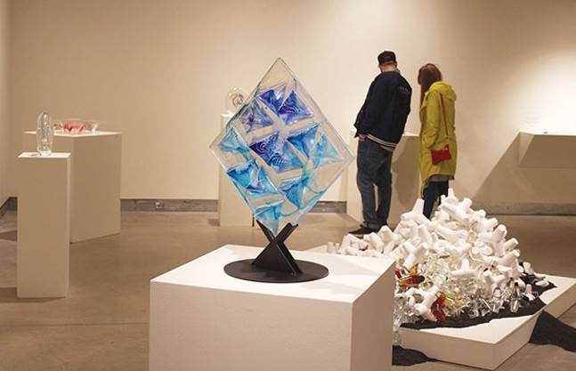 Pittsburgh Glass Center - CP PHOTO BY KRISTA JOHNSON