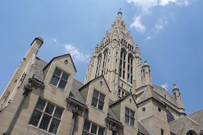 East Liberty Presbyterian Church - CP PHOTO BY KRISTA JOHNSON
