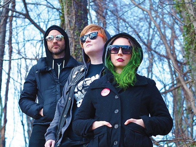 War on Women (at Warped Tour on Friday)