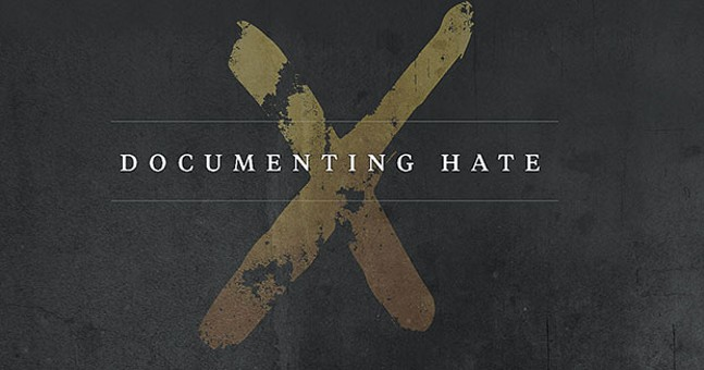 The official Documenting Hate logo
