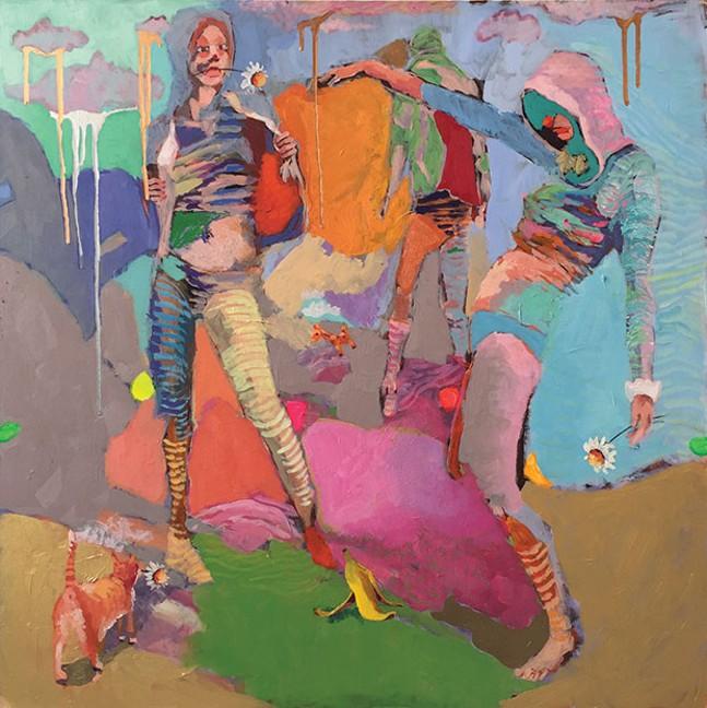 ART BY ASHLEY GARNER