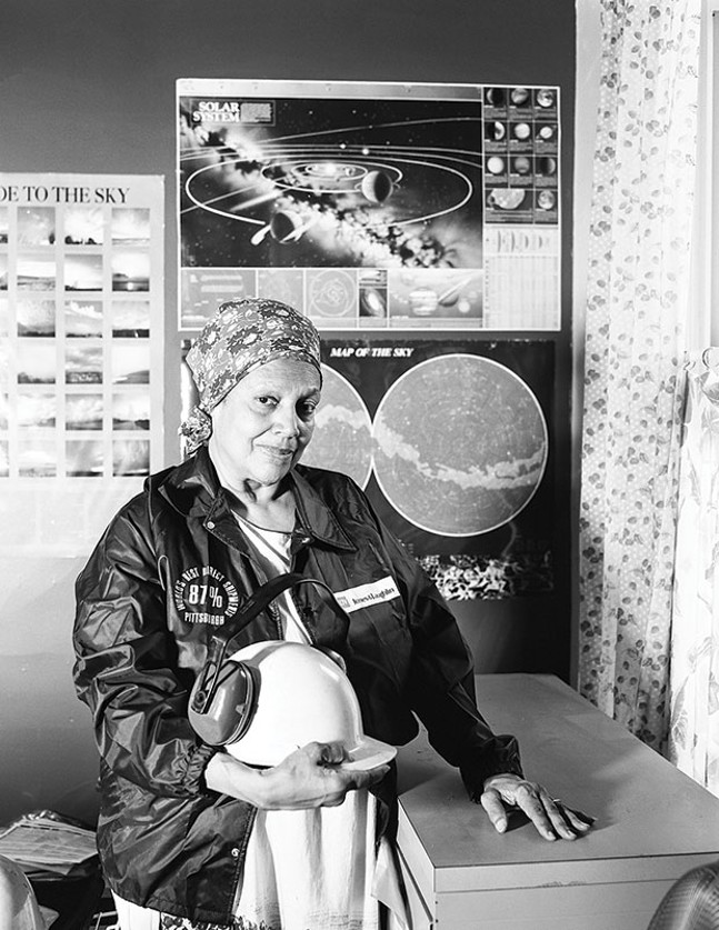 The Notion of Family and On the Making of Steel Genesis: Sandra Gould Ford, at Silver Eye Center and August Wilson Center, Sept. 22 - ART BY LATOYA RUBY FRAZIER