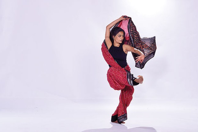 Ananya Dance Theatre, Oct. 13 and 14 - PHOTO COURTESY OFV. PAUL VIRTUCIO