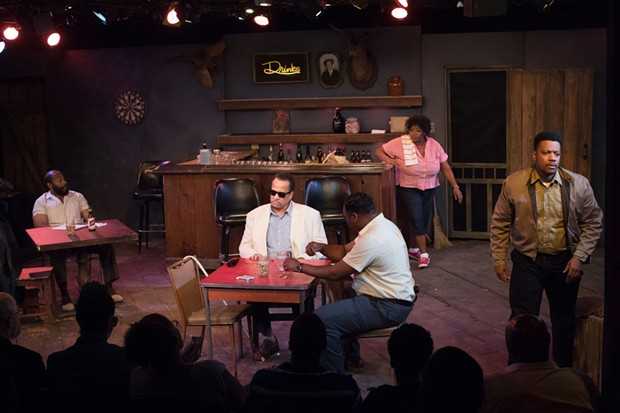 The cast of East Texas Hot Links - PHOTO COURTESY OF GAIL MANKER