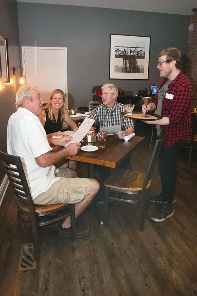 Honest John's Bar & Restaurant, winner of Best New Restaurant and Best Contemporary American Restaurant - CP PHOTO BY JOHN COLOMBO