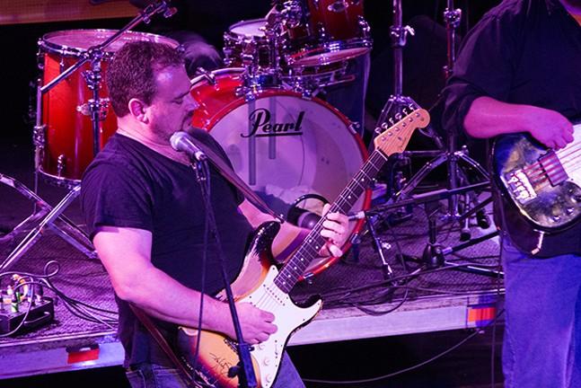 Jeff Fetterman Band