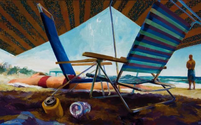 Paintings by Brody Burroughs