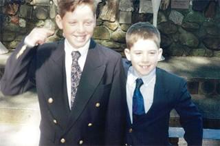 The Gordon boys