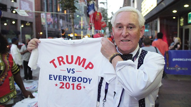 Get Me Roger Stone -  - PHOTO COURTESY OF NETFLIX