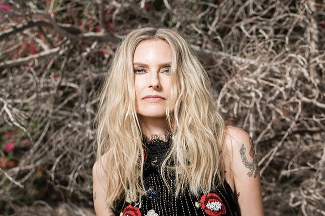 Aimee Mann - PHOTO COURTESY OF SHERYL NIELDS