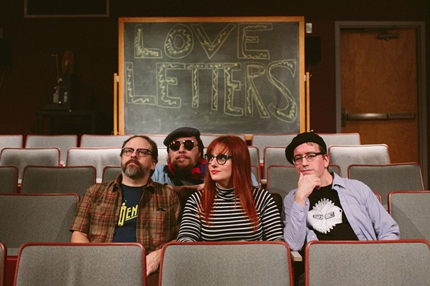 Love Letters - PHOTO COURTESY OF CHRIS GOODMAN