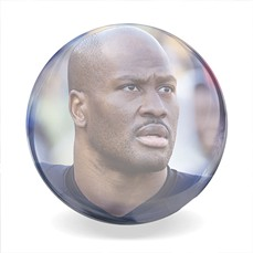 Former Steelers linebacker James Harrison
