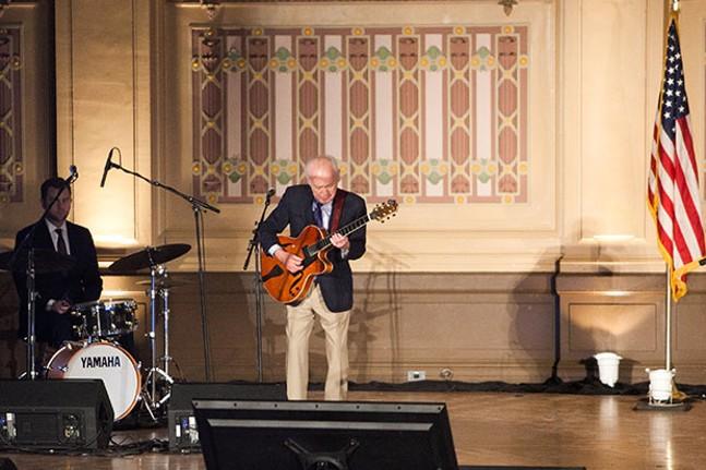 Pittsburgh musician Joe Negri