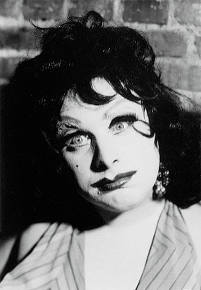 Divine in Multiple Maniacs - PHOTO COURTESY OF LAWRENCE IRVIN