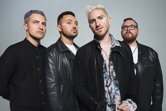 Walk the Moon - PHOTO COURTESY OF BRIAN ZIFF