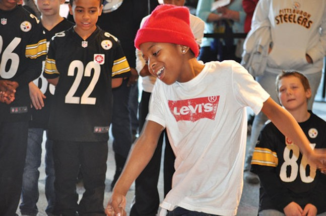 NFL PLAY 60 - PHOTO COURTESY OF HEINZ HISTORY CENTER