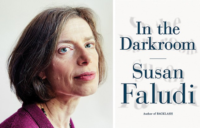 Susan Faludi - PHOTO COURTESY OF TONY LUONG