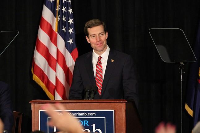 Conor Lamb - PHOTO COURTESY OF SEBASTIAN FOLTZ