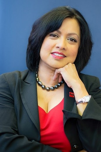 Nina Ahmad - PHOTO COURTESY OF CAMPAIGN