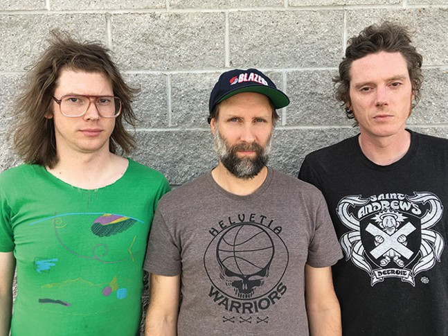 Built To Spill - PHOTO COURTESY OF ARTIST