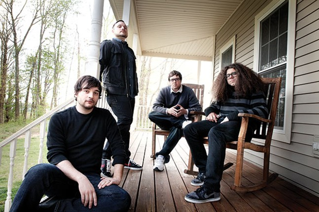 Coheed and Cambria, July 22 - PHOTO COURTESY OF THE ARTIST