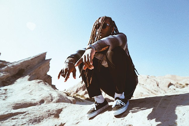 Ty Dolla $ign, Aug. 29 - PHOTO COURTESY OF GABE SHADDOW