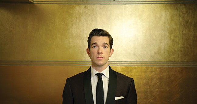 Not a robot: John Mulaney - PHOTO COURTESY OF NETFLIX
