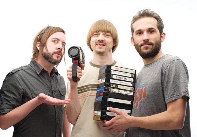 Weird Paul (center) - PHOTO COURTESY OF INTERESTING HUMAN