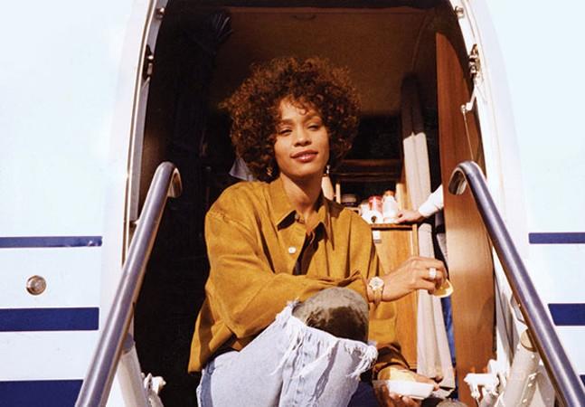 We will always love you: Whitney Houston in Whitney - PHOTO COURTESY OF THE ESTATE OF WHITNEY E. HOUSTON