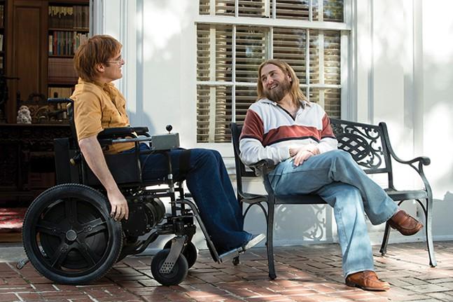Joaquin Phoenix stars in Don't Worry, He Won't Get Far on Foot - SCOTT PATRICK GREEN/COURTESY OF AMAZON STUDIOS