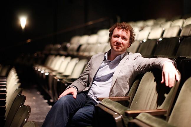 City Theatre Managing Director James McNeel - CP PHOTO BY JARED WICKERHAM