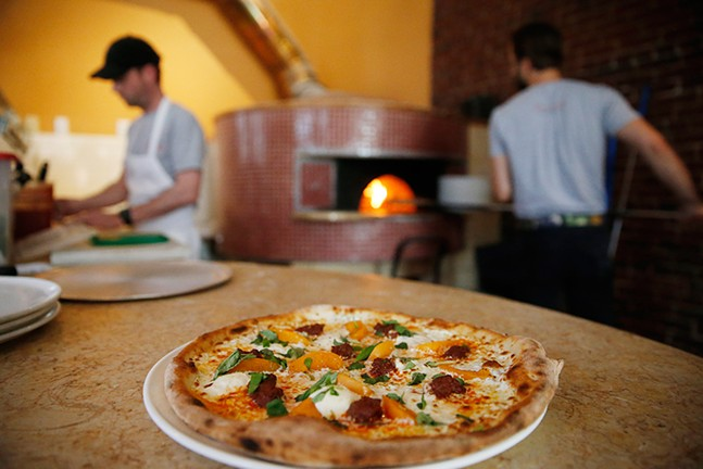 Piccolo Forno - CP PHOTO BY JARED WICKERHAM