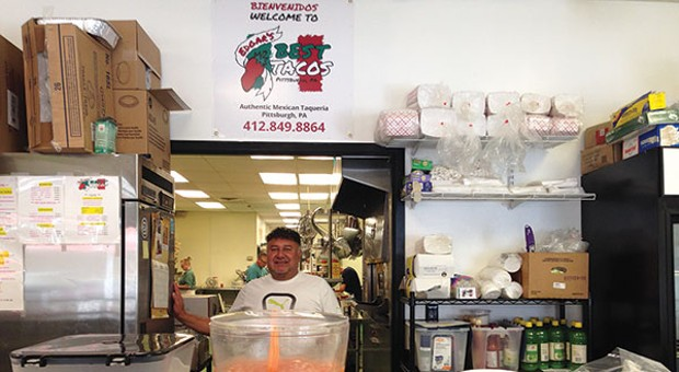 Edgar's Best Tacos moves to a bigger, better location in the Strip District