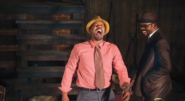 """Final week for """"Seven Guitars"""" at Pittsburgh Playwrights, staged at August Wilson House"""