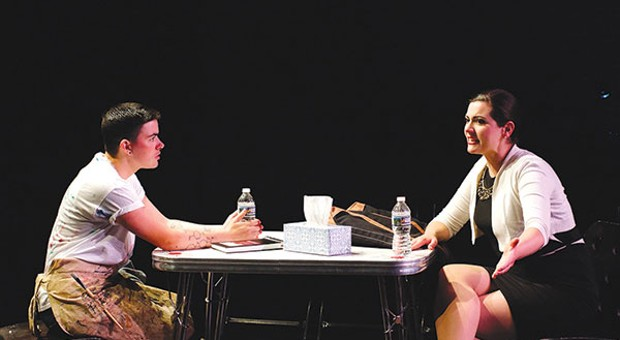 <i>The Censor</i> at Throughline Theatre Co.