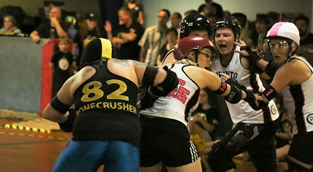 Pittsburgh's Steel City Roller Derby searching for new home in wake of Romp n' Roll closing