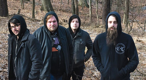 Despite Biblical influences, Pittsburgh's Slaves BC are making noise in the blackened hardcore scene